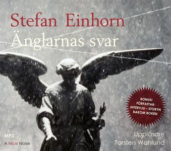 Änglarnas svar (ljudbok) av Stefan Einhorn