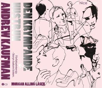 Den krympande hustrun (ljudbok) av Andrew Kaufm