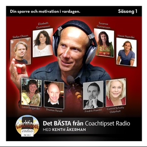 Det BÄSTA från Coachtipset Radio. Säsong 1. (lj