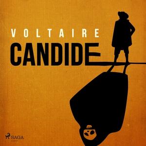 Candide (ljudbok) av  Voltaire