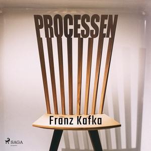 Processen (ljudbok) av Franz Kafka