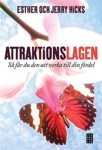 Attraktionslagen (ljudbok) av Jerry Hicks, Esth