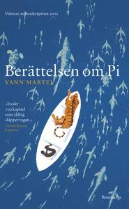 Berättelsen om Pi (e-bok) av Yann Martel