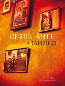 Adamsons (e-bok) av Gerda Antti