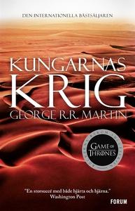 Kungarnas krig (e-bok) av George R