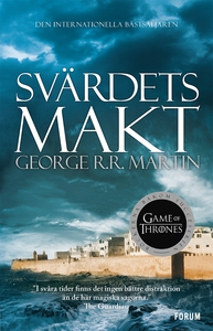 Svärdets makt (e-bok) av George R. R. Martin, G