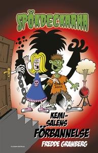 Spökdeckarna : Kemisalens förbannelse (e-bok) a