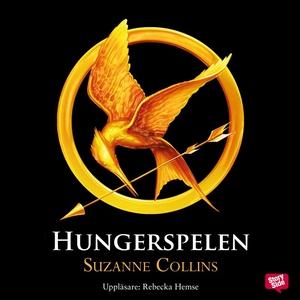 Hungerspelen (ljudbok) av Suzanne Collins