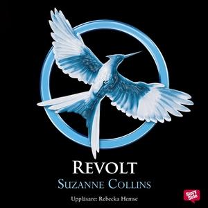 Revolt (ljudbok) av Suzanne Collins