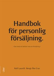 Handbok för personlig försäljning (e-bok) av Be