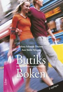 Butiksboken (e-bok) av Helena Schmidt Thurow, A