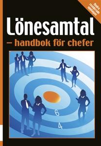 Lönesamtal - handbok för chefer (e-bok) av Geor