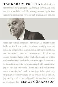 Tankar om politik (e-bok) av Bengt Göransson
