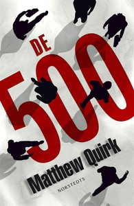De 500 (e-bok) av Matthew Quirk