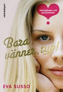 Bara vänner typ! (e-bok) av Eva Susso