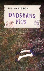 Ondskans pris (e-bok) av Set Mattsson