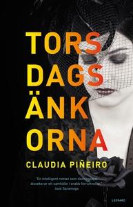 Torsdagsänkorna (e-bok) av Claudia Piñeiro