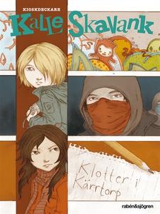 Klotter i Kärrtorp (e-bok) av Petrus Dahlin