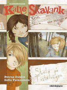 Stöld på Tistelvägen (e-bok) av Petrus Dahlin