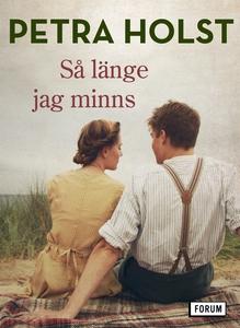 Så länge jag minns (e-bok) av Petra Holst