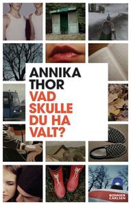 Vad skulle du ha valt? (e-bok) av Annika Thor