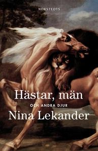 Hästar, män och andra djur (e-bok) av Nina Leka