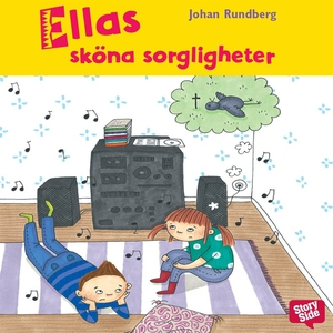 Ellas sköna sorgligheter (ljudbok) av Johan Run