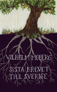 Sista brevet till Sverige (e-bok) av Vilhelm Mo