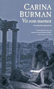 Vit som marmor : Ett romerskt mysterium (e-bok)