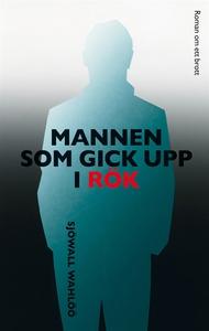Mannen som gick upp i rök (e-bok) av  Sjöwall W