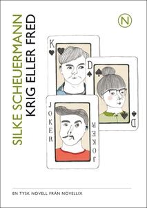 Krig eller fred (e-bok) av Silke Scheuermann