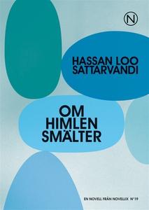 Om himlen smälter (e-bok) av Hassan Loo Sattarv