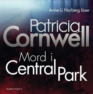 Mord i Central Park (ljudbok) av Patricia Cornw