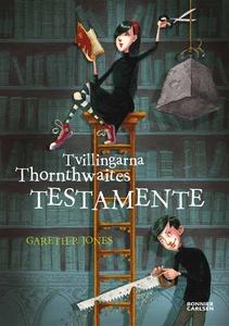 Tvillingarna Thornthwaites testamente (e-bok) a