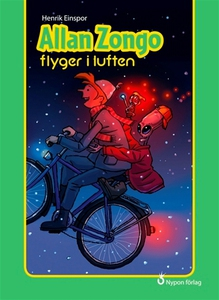 Allan Zongo flyger i luften (e-bok) av Henrik E