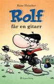 Rolf får en gitarr