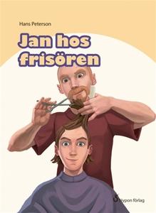 Jan hos frisören (e-bok) av Hans Peterson