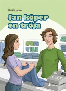 Jan köper en tröja (e-bok) av Hans Peterson