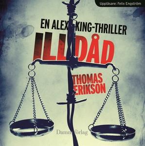 Illdåd (ljudbok) av Thomas Erikson