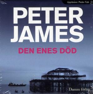 Den enes död (ljudbok) av Peter James