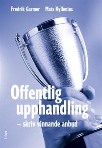 Offentlig upphandling - skriv vinnande anbud (e