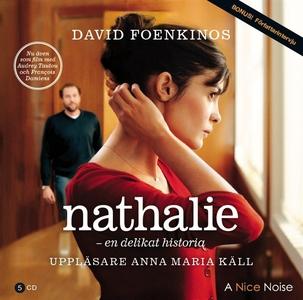 Nathalie - en delikat historia (ljudbok) av Dav