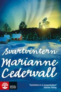 Svartvintern (e-bok) av Marianne Cedervall