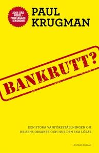 Bankrutt? (e-bok) av Paul Krugman