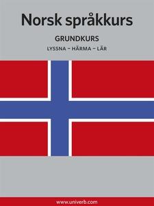 Norsk Språkkurs (ljudbok) av Univerb , Ann-Char