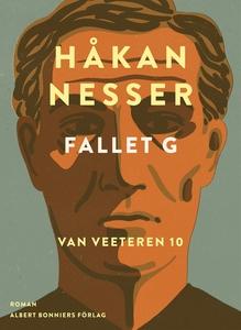 Fallet G (e-bok) av Håkan Nesser