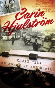Kajas resa (e-bok) av Carin Hjulström