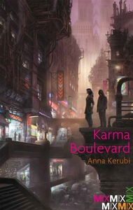Karma Boulevard (e-bok) av Anna Kerubi