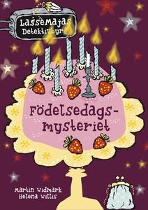 Födelsedagsmysteriet (e-bok) av Martin Widmark