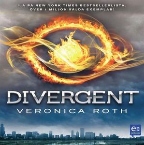 Divergent (ljudbok) av Veronica Roth